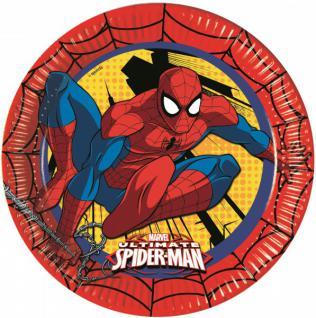 8 Teller Spider-Man Ultimate Power