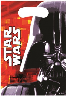 6 Party Tüten Star Wars Classic