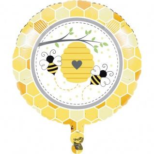 Folien Ballon Bienchen