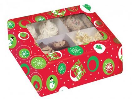 Gebäck Box Weihnachten