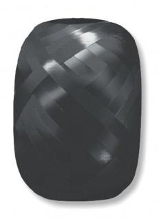 Geschenk oder Ballonband Schwarz 5mm 20 Meter