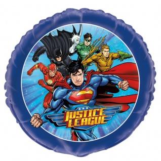 Justice League Folien Ballon