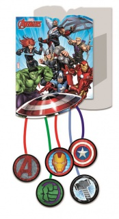 MIGHTY Avengers kleine Papp Pinata