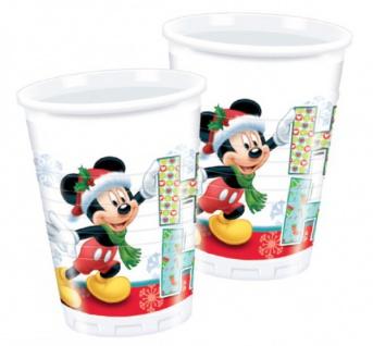 63 Teile Disneys Micky und Minnie Weihnachts Deko Set 16 Kinder - Vorschau 3