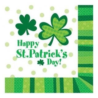 20 Servietten St. Patrick's Day