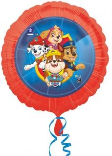 Paw Patrol Folien Ballon