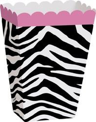 Zebra Party Box