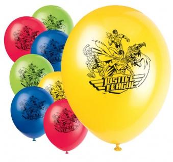 8 Luftballons Justice League