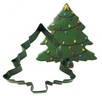 Keks Ausstecher großer Weihnachtsbaum