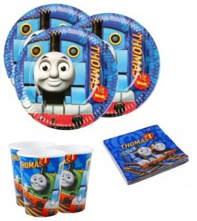 36 Teile Thomas Eisenbahn Party Deko Set