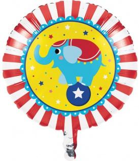 Folien Ballon Zirkus Party