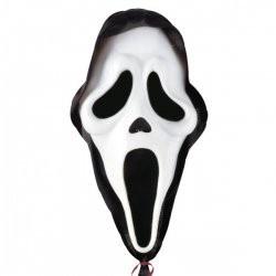 XXL Folienballon Scream Maske