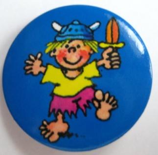 Mini Button Wikinger