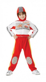 Cars Kostüm 2 Teiler