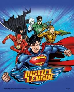 8 Party Tüten Justice League