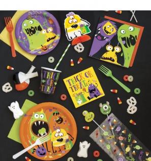 kleine Monster Party Tischdecke - Vorschau 3