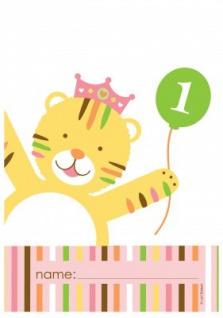 8 Erster Geburtstag Party Tüten