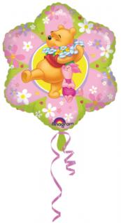 Winnie Puuh Folien Ballon