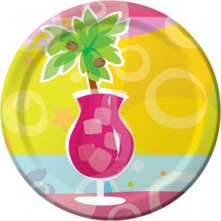 8 kleine Happy Hour Teller