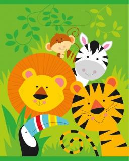 8 Party Tüten Kinder Safari - Vorschau 1