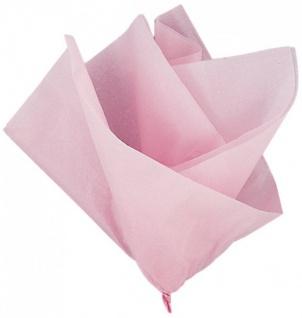 10 Bogen Packseide Baby Rosa