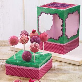 Cake Pops Präsentbox My little Bakery - Vorschau 2
