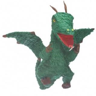 Pinata grüner Drache