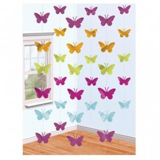 Schmetterlinge Tür und Wand Dekoration