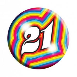 Geburtstags Button 21