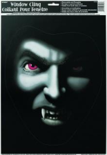 Vampir Fensterbild