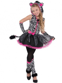 Sassy Stripes Zebra Kostüm