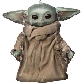 Star Wars XXL Folienballon Mandalorian Baby Yoda
