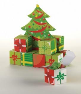 Weihnachtsbaum Aufsteller Geschenkboxen