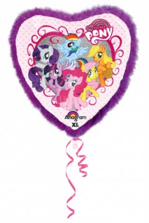 My Little Pony XXL Folienballon mit Boa