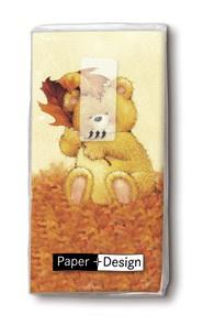 Herbst Bärchen Taschentücher