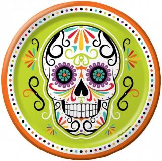 8 Halloween Teller Skelebration