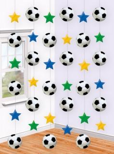 Fußball Tür und Wand Dekoration