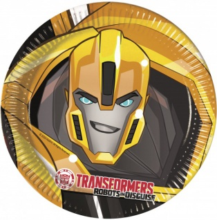 8 Teller Transformers Power Up