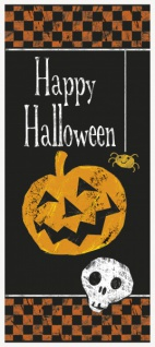 Tür Poster Formel Halloween