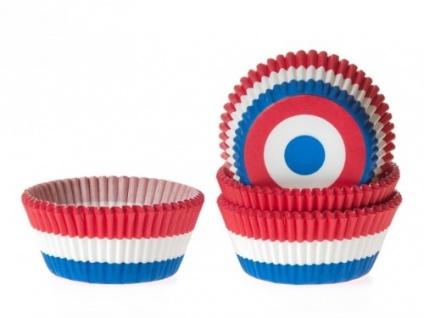 50 Muffin Förmchen Niederlande
