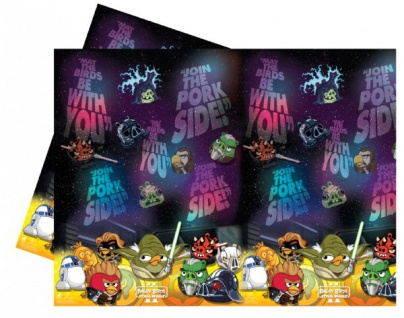 Tischdecke Angry Birds Star Wars