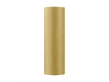 Satin Tischläufer Gold 0, 16 x 9m - Vorschau 2