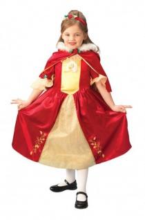 Disney Princess Red Belle Kostüm