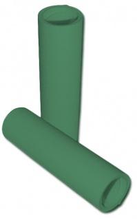 Papier Luftschlangen Grün - 1 Rolle a 20 Wurf flammensicher