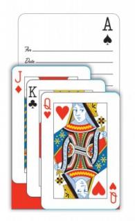 8 Einladungen Poker Party