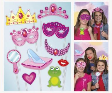 Prinzessinnen Foto und Selfie Set