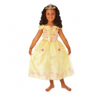 Gold Prinzessin Delux Kostüm