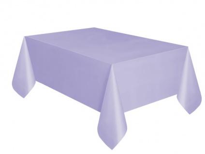 XXL 116 Teile Party Deko Set Lavendel für 16 Personen - Flieder - Vorschau 3