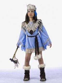 Cherokee Indianerin Kinderkostüm