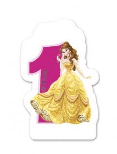 Disney Prinzessin Zahlenkerze 1